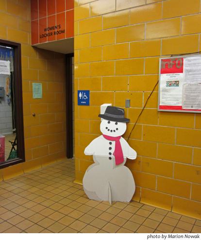 SnowmanPool